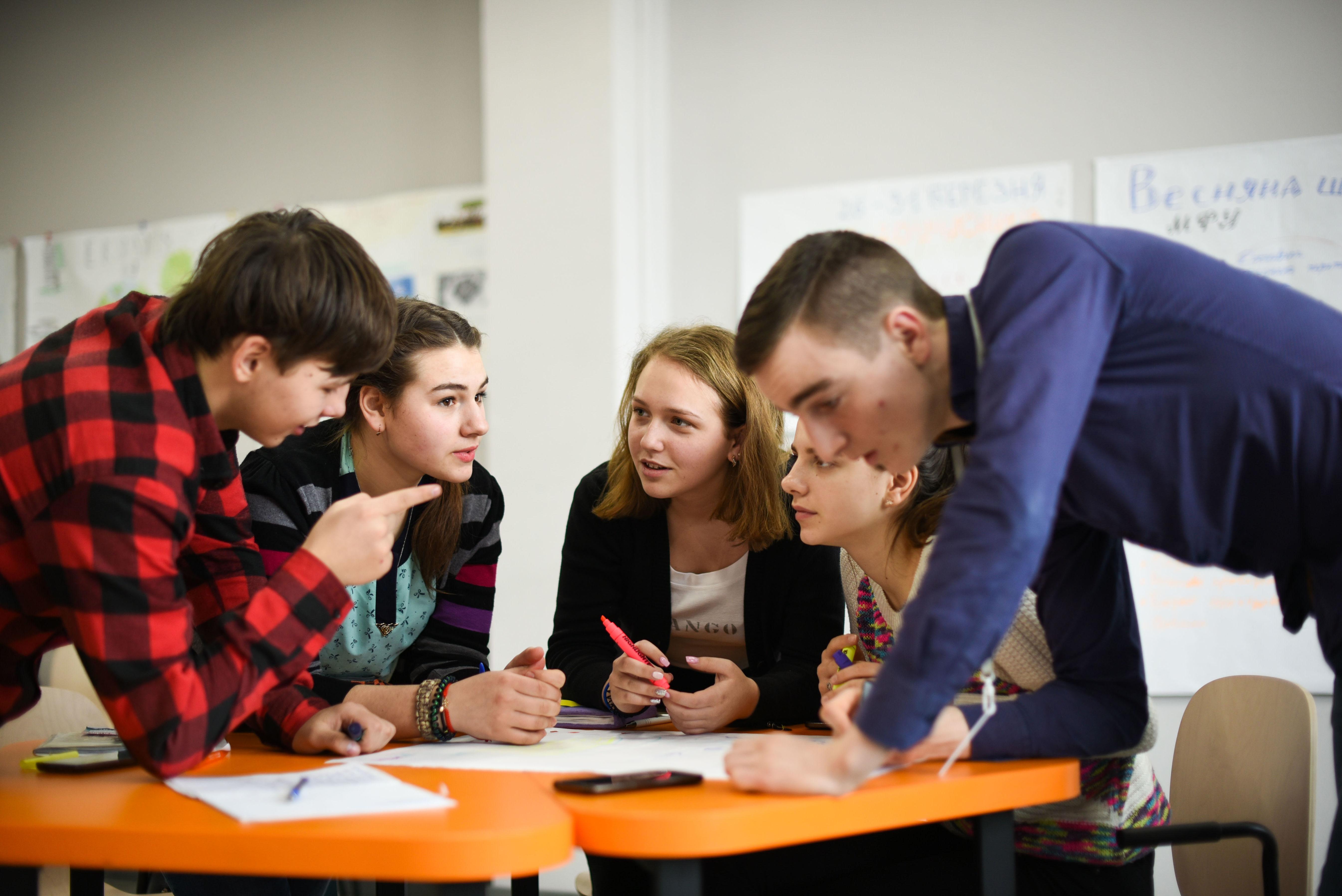 В Українському аграрному ліцеї стартував масштабний проект «бізнес-інкубатор»