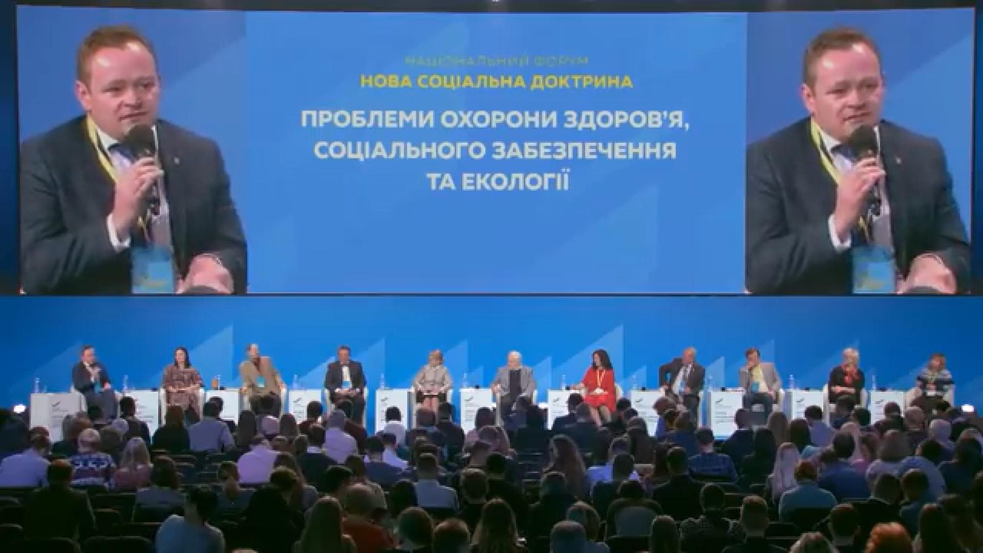 Засновник ліцею Андрій Дикун про проблеми української освіти (відео)