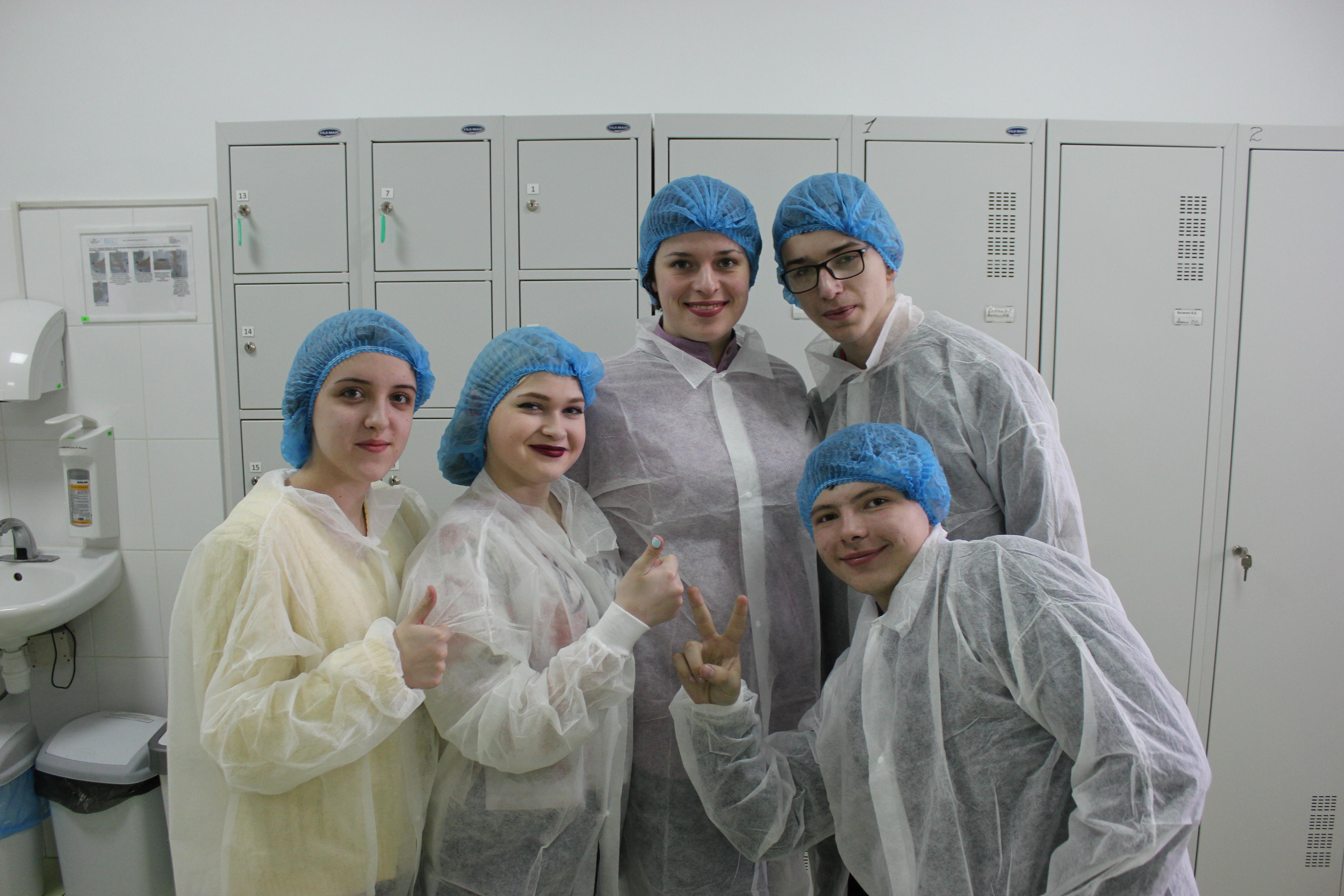 """Освітня подорож на Тернопільський завод """"Молокія"""""""
