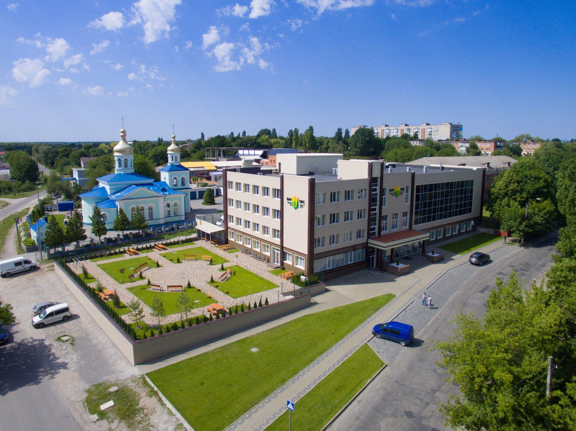 Провінція: В Умані відкрили Український аграрний ліцей